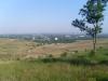 Вид с Тихих Холмов на родной Город